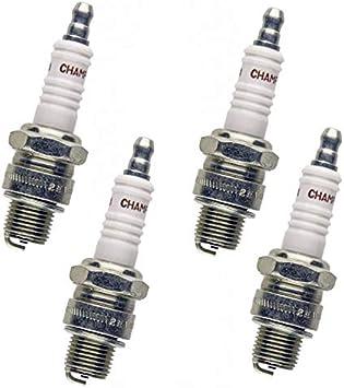 4x Champion Standard Spark Plug L76V