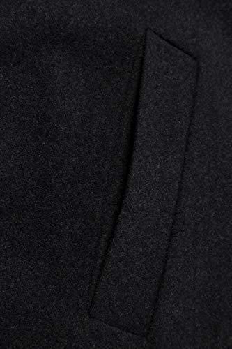 JP 1880 Homme Grandes Tailles Manteau Caban Masculin Chaud, Manches Longues 705472