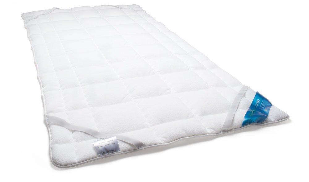 Schlafmond Medicus Clean Allergiker Unterbett, waschbar 95 Grad (180x200 cm)
