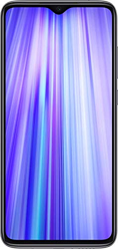 "Xiaomi Redmi Note 8 Pro (64GB, 6GB) 6.53"", 64MP Quad Camera, Helio G90T Gaming Processor, Dual SIM GSM Unlocked - US & Global 4G LTE International Version (Ocean Blue, 64GB + 64GB SD + Case Bundle)"