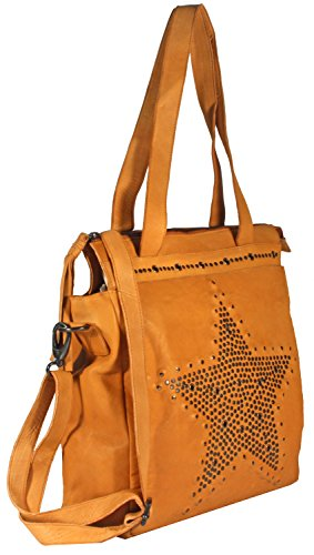 Marrone Donna Panno Rodhschild Cognac Bag HqpCnZI