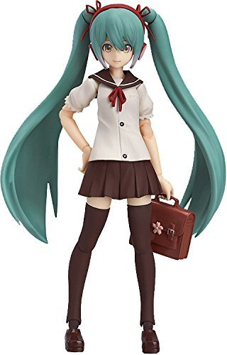 Good Smile Hatsune Miku: Figma Action Figure Sailor Uniform