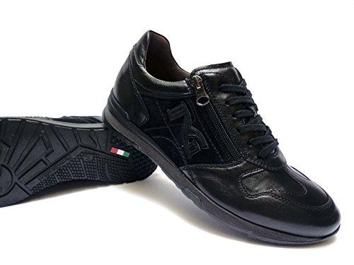 Nero Giardini - Zapatillas para hombre negro negro negro Size: 40 lB5uJqzp
