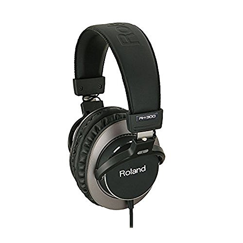Roland RH-300 | Flat Accurate Ultra Wide Frequency Closed Type Headphones
