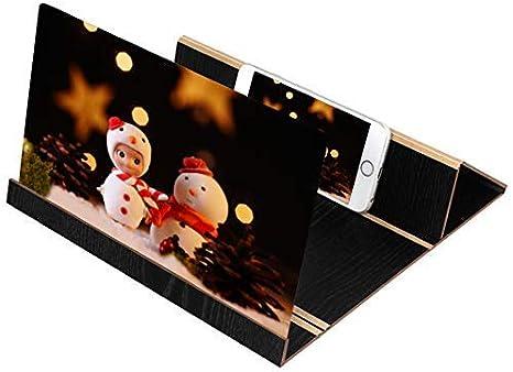 Holidaysummer - Lupa para Pantalla de teléfono 3D de 12 ...
