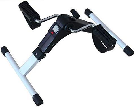 Mini bicicleta estática con pantalla digital, ejercitador de ...