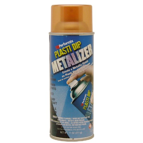 Plasti Dip Performix Intl. Enhancer Copper 11oz Aerosol Spray 11 Ounce Aerosol Spray