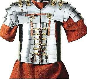 Full Size Roman Lorica Segmentata Armour (Spartacus