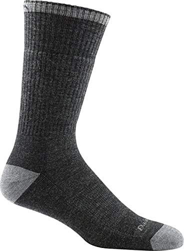 Darn Tough John Henry Boot Cushion Socks - Men's Gravel Small by Darn Tough