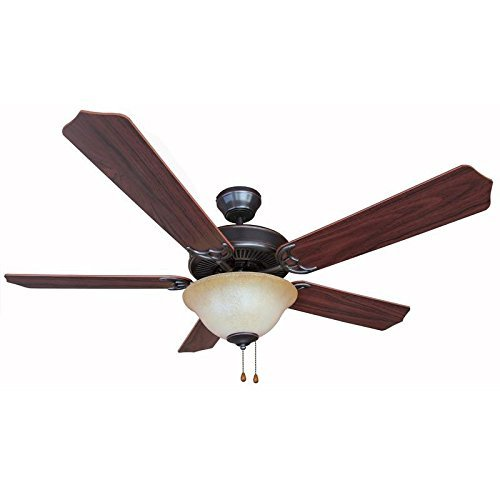 Hardware House 12-7394 Ceiling Fan with lights by Hardware House