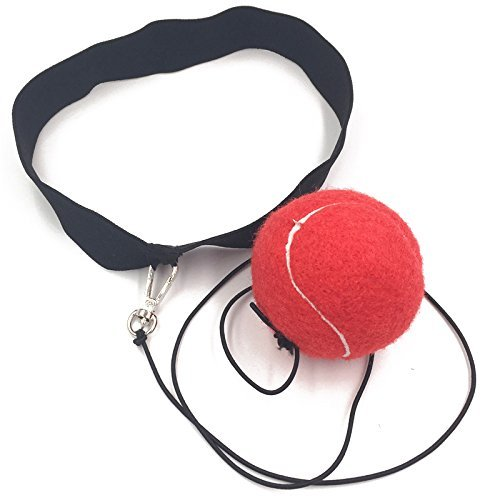 Idealplast Reaction Speed Fight Ball Training Boxing with Head Band for Reflex Boxing Punch from Idealplast