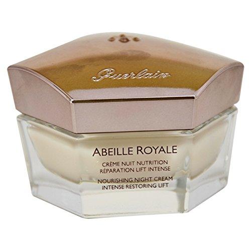 Guerlain Abeille Royale Nourishing Night Cream Intense Restoring Lift for Unisex, 1.6 Ounce -
