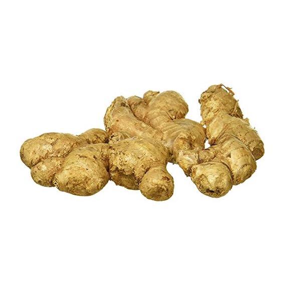 JVN Fresh Organic Ginger, 200g