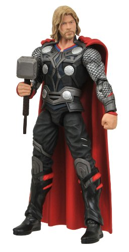 DIAMOND SELECT TOYS Marvel Select: Thor (Movie Version) Action Figure