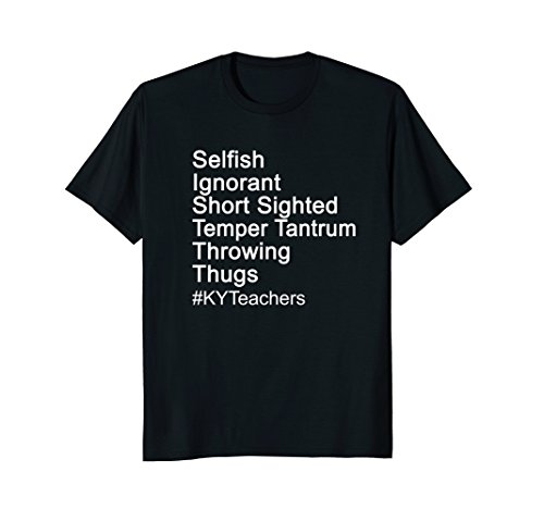Kentucky Teachers Thug Shirt (Covington Womens Shirt)