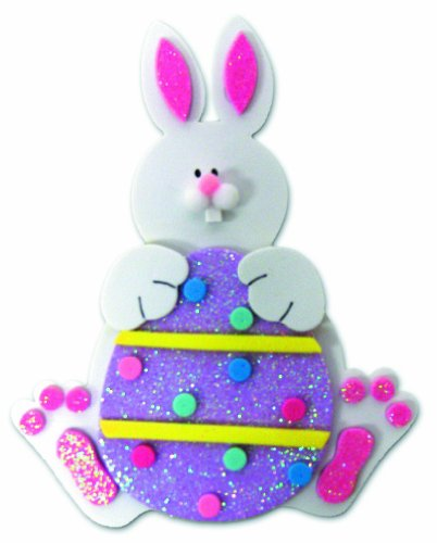 Easter Bunny Foam Craft Pack product image