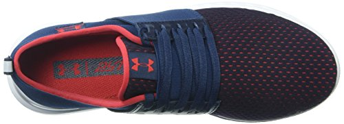 Under Armour Womens Charged 24/7 2.0 X NM Academy/White/Red 81gtiZwAti