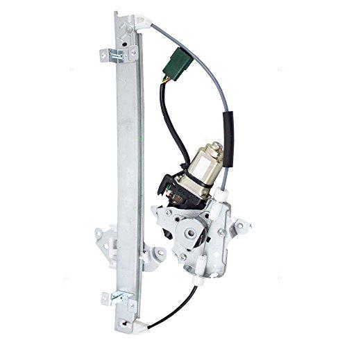 Drivers Front Power Window Lift Regulator with Motor Assembly Replacement for Nissan Juke 80721-1KA0A AutoAndArt ()
