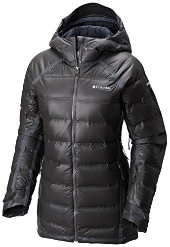 Columbia Women's Outdry EX Diamond Down Insulated Hooded Jacket (L)