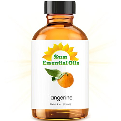 Tangerine (Large 4 ounce) Best Essential Oil (Tangerine Essential Oil compare prices)