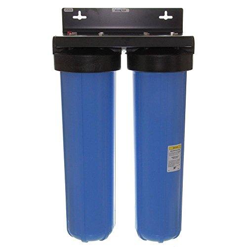 Fleck Iron Pro 48k Vs Hard Water Genie Reviews Prices
