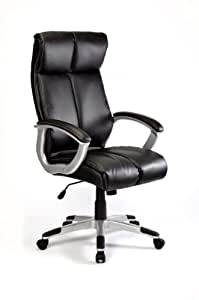 Easychair Chicago XXL - Silla de oficina, color negro