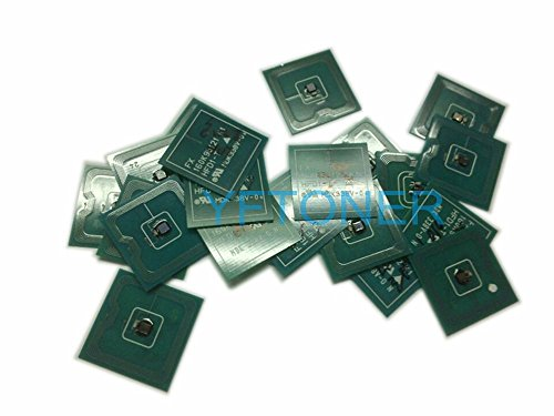4 Reset Chips (4PK 13R603 13R602 Drum Image Unit Reset Chip for Xerox DocuColor 240 242 250 252 260)
