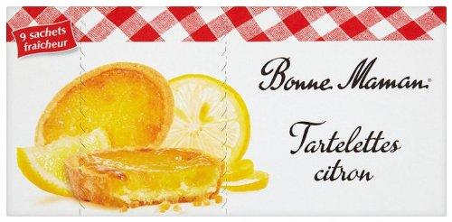 Bonne Maman Lemon Tartlets (France Dessert)