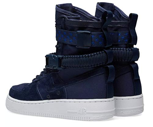 Nike Navy Femme Sf 401 W De midnight midnight Multicolore Chaussures Basketball white Navy Af1 1zrY1wqxT