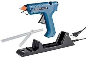 1aTTack 7770268  - Pistola de termofusión inlámabrica (para barras de 11 m, incluye base)