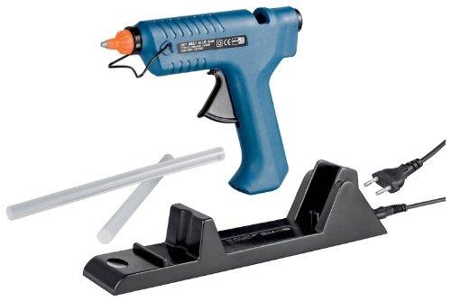 Fixpoint WZ HK 11 WL tragbare Heißklebepistole für 11mm Sticks mit Basisstation schwarz