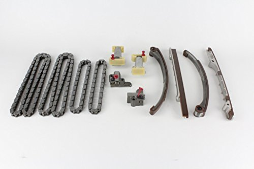 DNJ TK4162 Timing Chain Kit for 2000-2001 Lincoln 3.9L V8 32V DOHC 242cid -  DNJ Engine Components