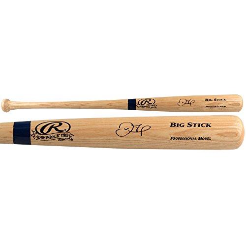 Derek Fisher Houston Astros Autographed Rawlings Blonde Big Stick Bat - Fanatics Authentic ()