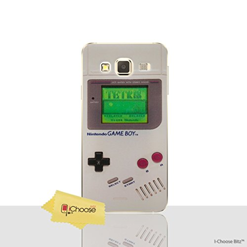 Galaxy J3 2016 Controller Silicone Phone Case/Gel Cover for Samsung Galaxy J 3 (J3/J320)/iCHOOSE/Gameboy