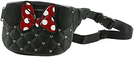 Loungefly Minnie Mouse Faux Leather Fanny Pack - ST