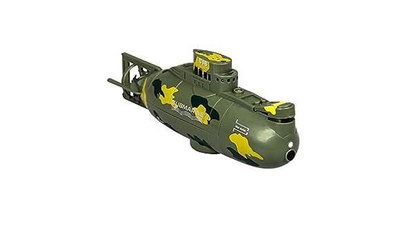 Mini RC Nuclear U-Boot rápida velocidad mando a distancia ...
