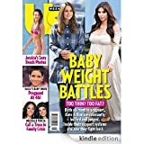 Us Weekly Magazine Issue 949 April 22, 2013 Baby Weight Battles