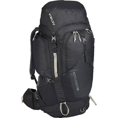 Kelty Redcloud 110 Hiking Backpack (Black)