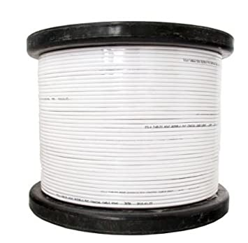 Cable coaxial interior 17 dB, ccs, ccs, 6.8 mm, 100 metros