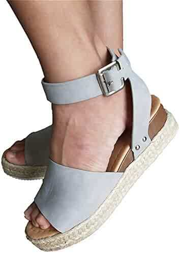 51698cf5cdca0 Shopping Grey - 8 or 14 - Platforms & Wedges - Sandals - Shoes ...
