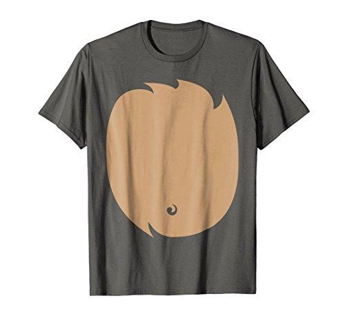 Monkey or Bear Halloween Costume Shirt
