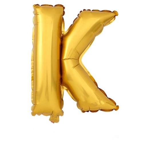 HIHAOXJ Helium Letter Balloons Inch Letter product image