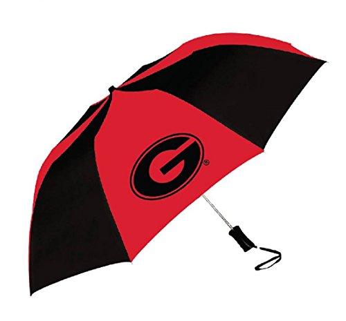 Storm Duds Georgia Bulldogs Sporty Two-Tone (Bulldogs Umbrella)