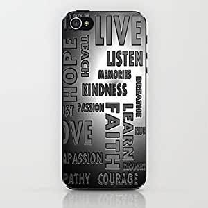 LCJ Live Pattern Hard Case for iPhone 4/4S by icecream design