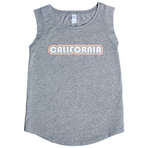 - California Vintage Seventies Rainbow Women's Jersey T-Shirt - XL