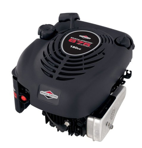 Briggs and Stratton 126M07-5060-F1 190cc 6.75 Gross Torque Engine with a 7/8-Inch Diameter by 3-5/32-Inch Length Crankshaft