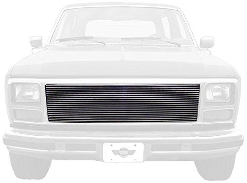 Polished Aluminum Billet Grille (1981 Ford F100)