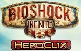 Bioshock Infinite Heroclix Blind Bag Single Figure