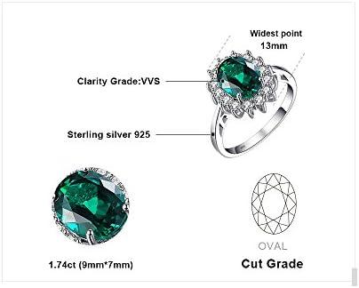 Cambodian Zircon Platinum over Sterling Silver Ring sz 10 Tibetan Kyanite