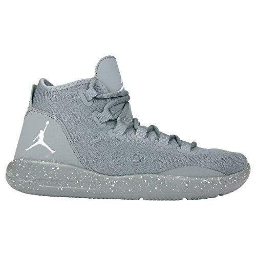 Price comparison product image Nike Men's Jordan Reveal Basketball Shoe (Cool Grey/White-Cool Grey) (8)